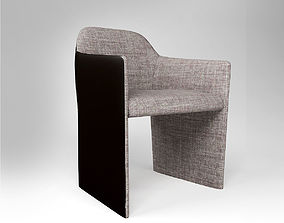 3D Armchair Forster 525 from Walter Knoll