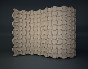 low-poly 08 3DECOR PATTERN WALL