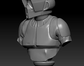 Scout troopers 3D print model
