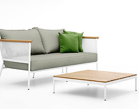 Oasiq riad sofa 3D
