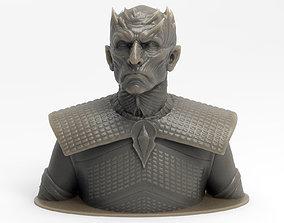 3D print model Night King Bust v3 - Game of