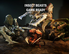 Insect beast 3D model