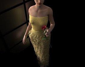 Be My Valentine - 3D Model with Scene valentine