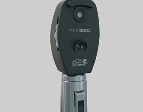 PBR Ophtalmoscope CG model