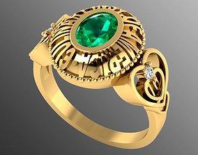 3D print model Ring akr 21