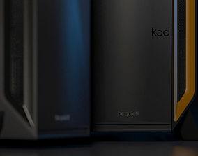 3D Be Quiet 800 - Desktop