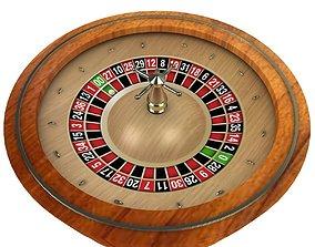 Casino - Roulette Wheel 3D