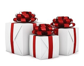 Christmas Presents 2 3D