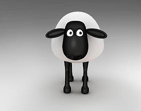 3D Sheep character