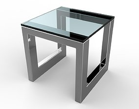 Oslo Side Table Small 3D