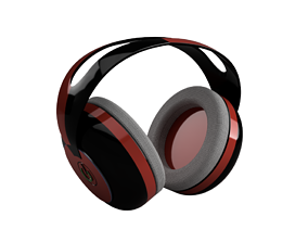 Headset 3D printable model