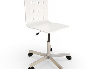 3D Office Chair Jules