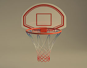 3D model SPORT---BASKET---Hoop