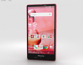 3D Sharp Aquos Ever SH-04G Pink