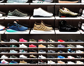 Sport Shoes shop 3D