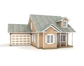 3D Cottage 85