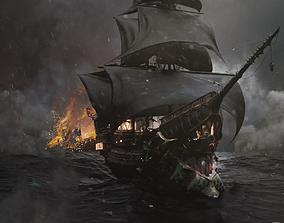 The Deadpool - Sailboat 3D