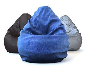 3D seat Bean Bag
