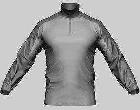 3D Military Combat Shirt