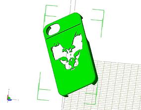 savannah act Iphone 5 case 3D print model