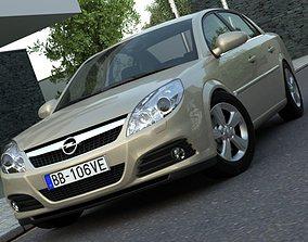 3D Opel Vectra 2006