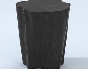 Kate Cunningham Company Ebony stained maple 3D model 2