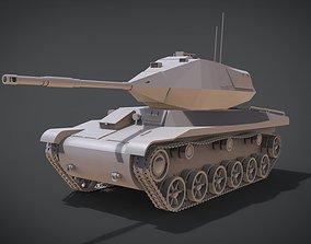 3D print model Strike74 Tank