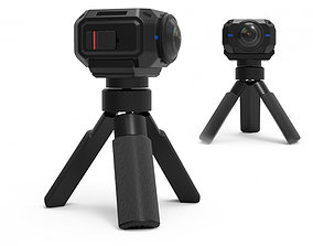Sports camera 3D