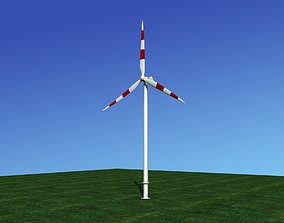 3D model Nordex Wind Turbine