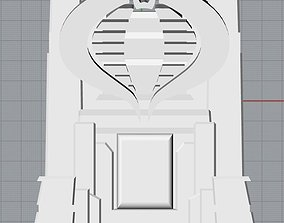 GI Joe Cobra Commander Throne 3D print model