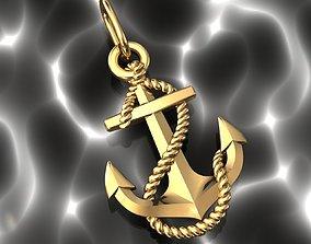 3D printable model sea anchor
