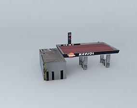 Repsol YPF Gas 3D