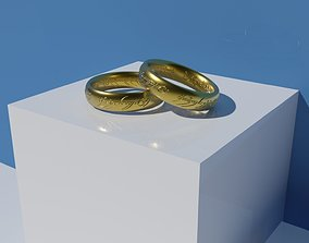 3D print model Lord of the rings - Ring of power