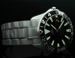 3D model Omega Watch