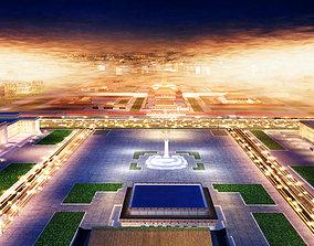 The Forbidden City 03 3D