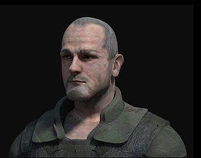 Mr Snow 3D model