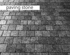 paving stone 1 3D