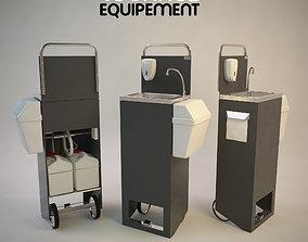 3D asset wash basin TOURNUS 806517
