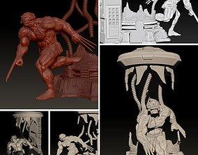 3D print model WEAPON X BY Fragmintz