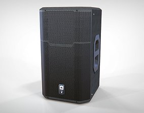 Audio monitor - JBL PRX 600 3D asset