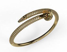 Model 145 Nail Bracelet