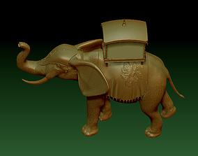 3D printable model African Elephant