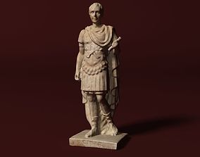 3D model Caesar Statue