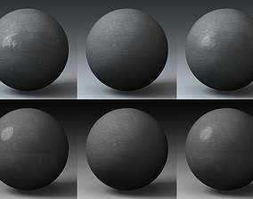 3D Concrete Shader 0043