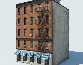 NYC Building 3D asset