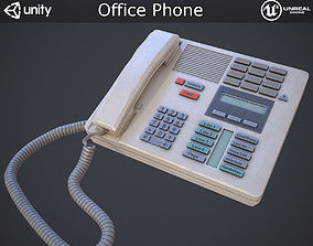 3D model Office Phone