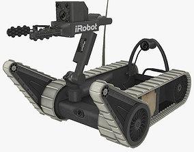 iRobot SUGV 310 3D model VR / AR ready