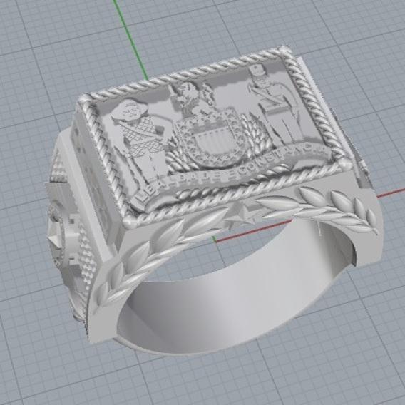 Ring 3D file