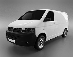 Volkswagen Transporter T5 mpv 3D