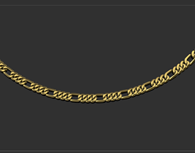 3D print model Figaro Chain link